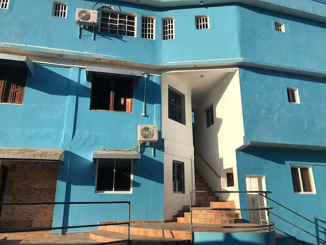 Hotel Paradey's en paraiso Barahona