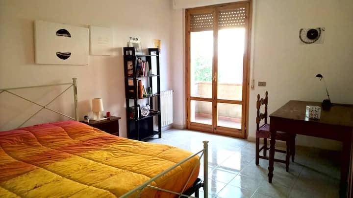 Beautifull room in enchanting area