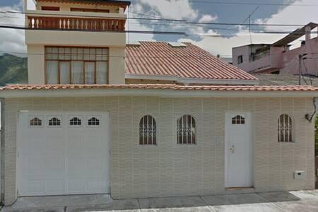 Ibarra, habitación con gran ubicación