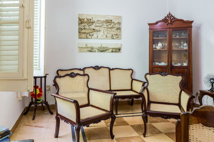Ideal apartment in Old Havana Km 0