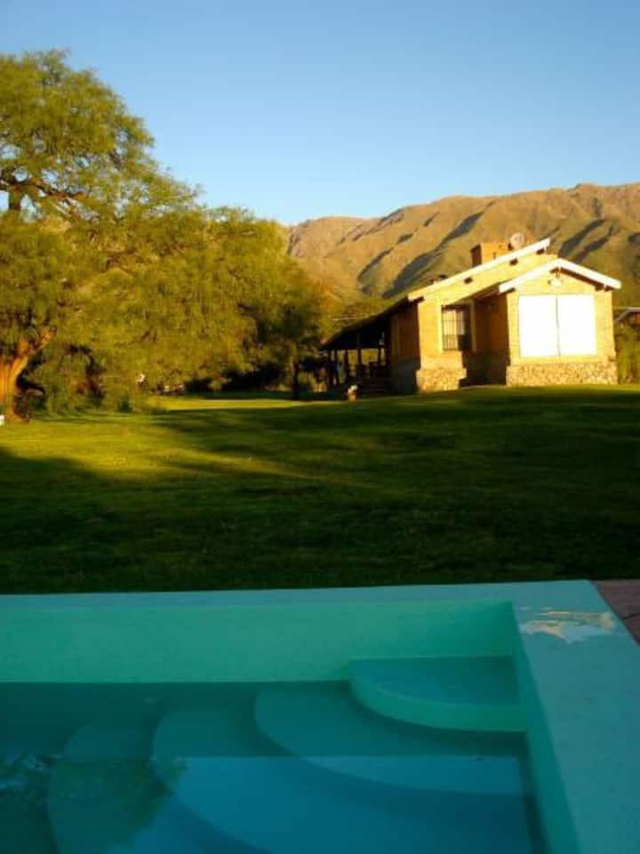 Hermosa Casa de Campo en las Sierras!