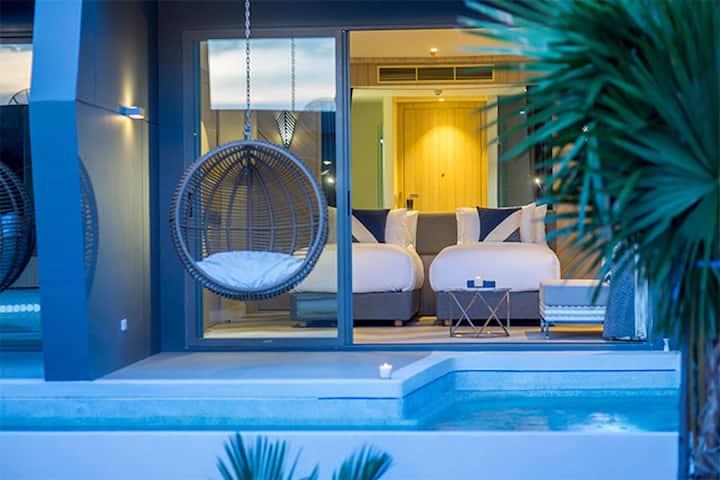 SIS Jacuzzi Pool - SIS Hotel Kata