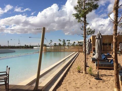 Villa on Golf ✶ PRIVATEPOOL&ROOFTOP ✶ on Atlas