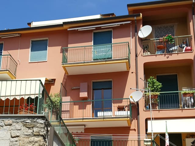 The apartment of my parents - Portovenere - Daire