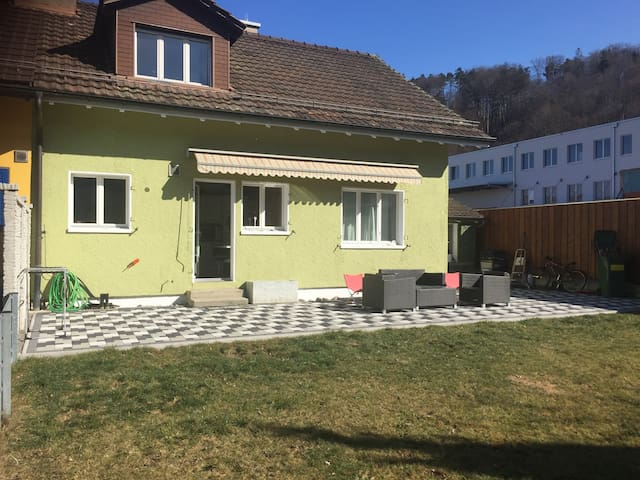 House with Garden in the City of Bern!