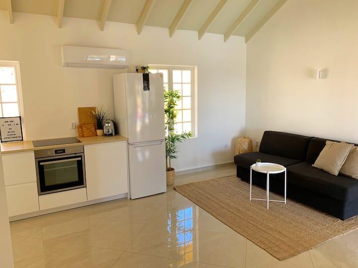 Geheel nieuw appartement met waanzinnig uitzicht!