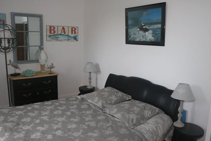 Très belles chambres d'hôtes à 5 mn des plages - Gouesnach