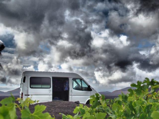 Lanzarote Camper Van