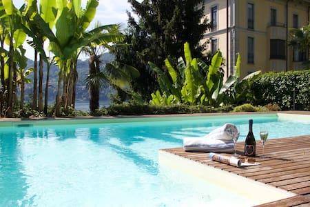 Villa Vecchia Poncetta Carina - Lake Front - Tremezzina