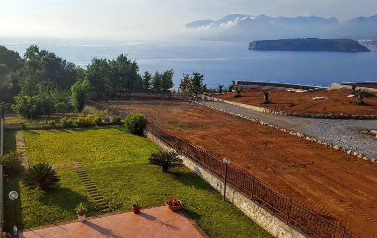 Villa con panorama mozzafiato - San Nicola Arcella - Villa