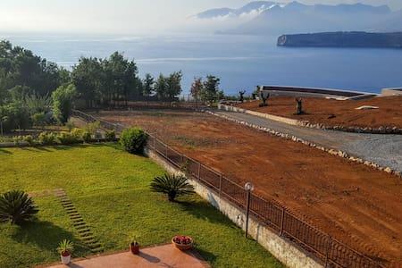 Villa con panorama mozzafiato - San Nicola Arcella