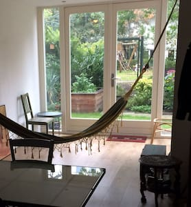 Quiet appartment with garden - Amsterdam - Apartment