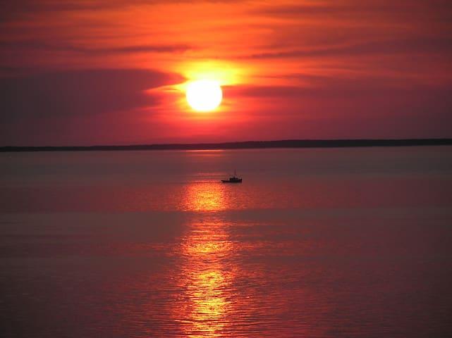 Acadian Home - Baie Sainte Marie
