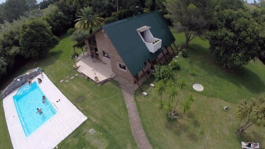 casa de campo -village uruguay rural