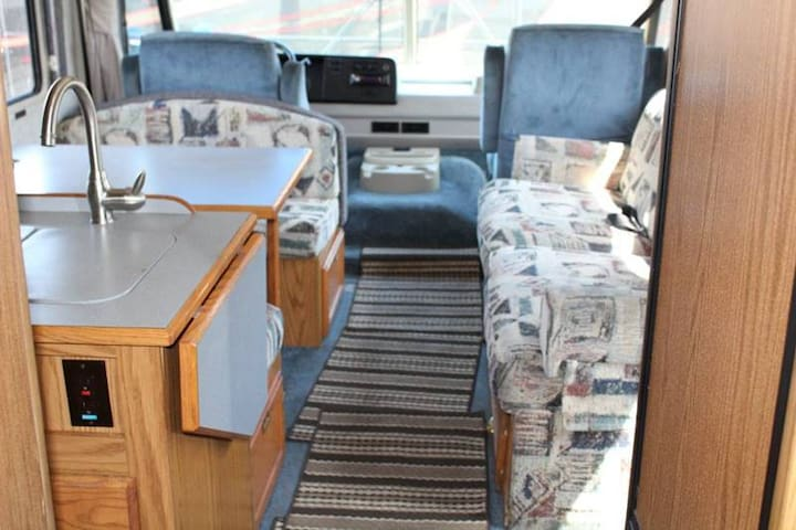 Near Fremont Street - Private RV Living