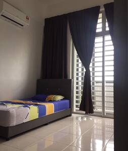 Cosy and clean apartment in Bukit Baru Melaka!