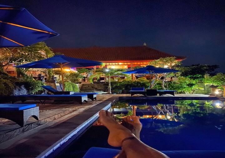 Beautiful Garden View Villa located @ NusaCeningan