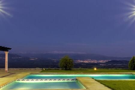 domaine de berbe alto - Colomera - Villa
