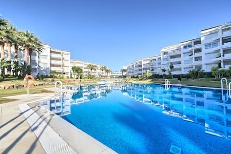 Puerto Banus, Beach Front (Bj-10) - Marbella - Apartament