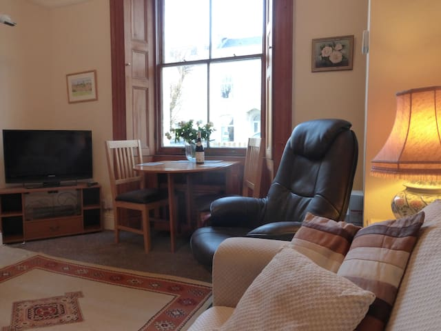 Furneaux, an elegant two room apartment. - Plymouth - Pis