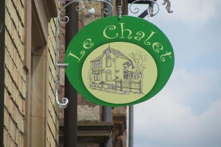 Le Chalet - Frei-Laubersheim - House - 2