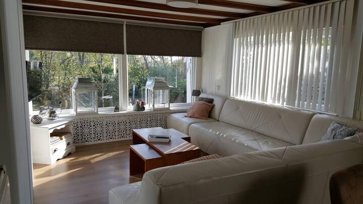Patrijshof: Vrijstaand huis op rustig vakantiepark