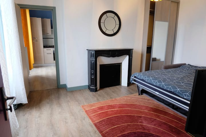 Bel appartement avec vue sur Limoges