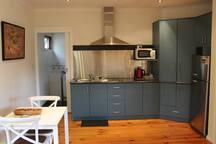 Brushy Kitchen
