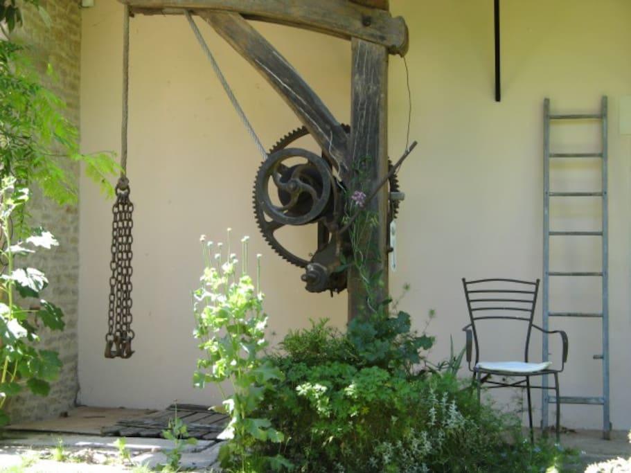 le logis des silenes un espace art et nature locations saisonni res louer savigny l s. Black Bedroom Furniture Sets. Home Design Ideas