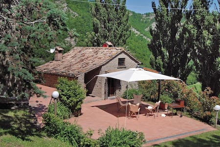 Holiday cottage with 1 bedroom on 60m² in Mercatello sul Metauro