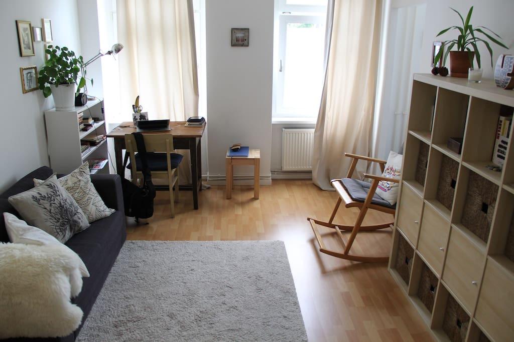 neukolln studio near tempelhof wohnungen zur miete in berlin berlin deutschland. Black Bedroom Furniture Sets. Home Design Ideas
