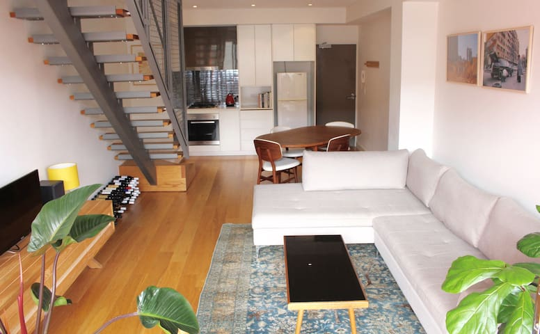 Modern one bedroom apartment - Rosebery