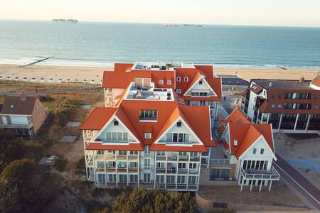 Beautiful  family beach house on the dunes