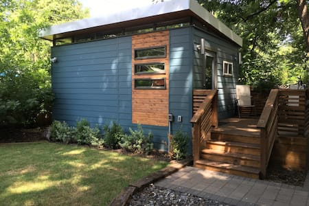 Tiny House: Heart of the East Side - Austin