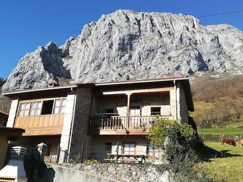 Casa Rural En Picos de Europa cerca Cangas de Onis