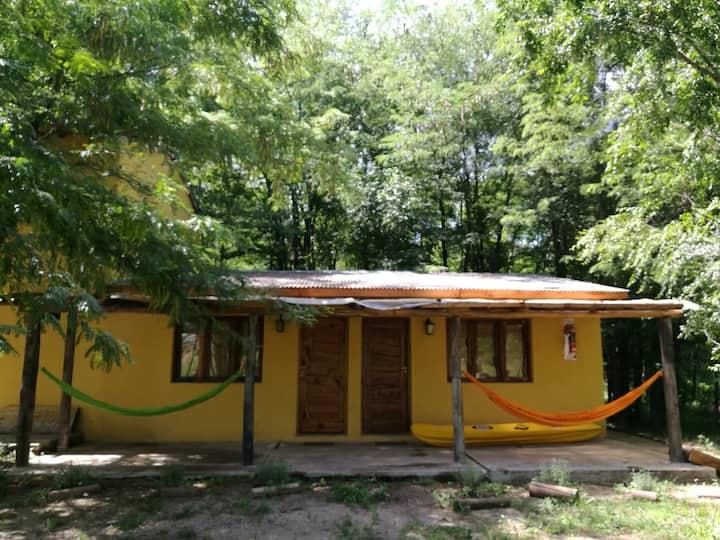 Albergue-camping-dormis La Margarita