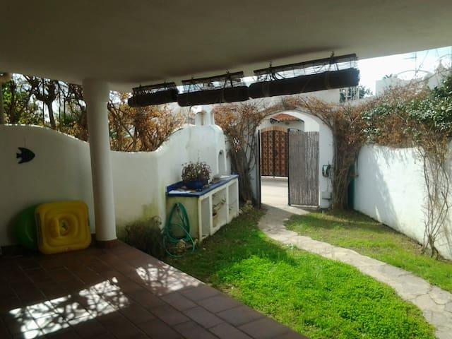 Meravigliosa casa in residence con spiaggia privat - San Felice Circeo - Dom
