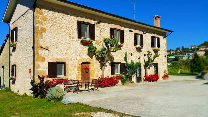 Casa Vacanze Minula - Indipendent Country House