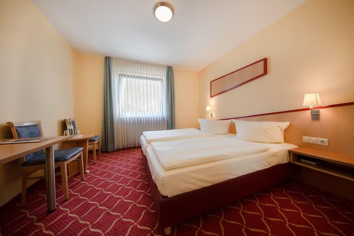 Montana Hotel Nürnberg-West (Oberasbach), Doppelzimmer
