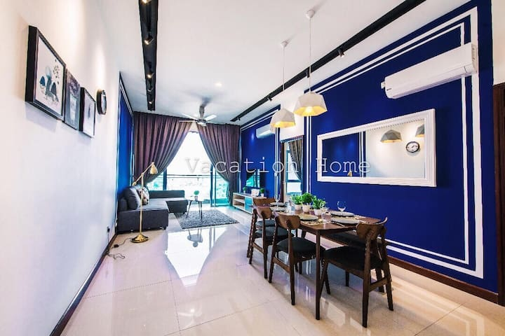 [New]Stylish and Beautiful City view 2bedroom