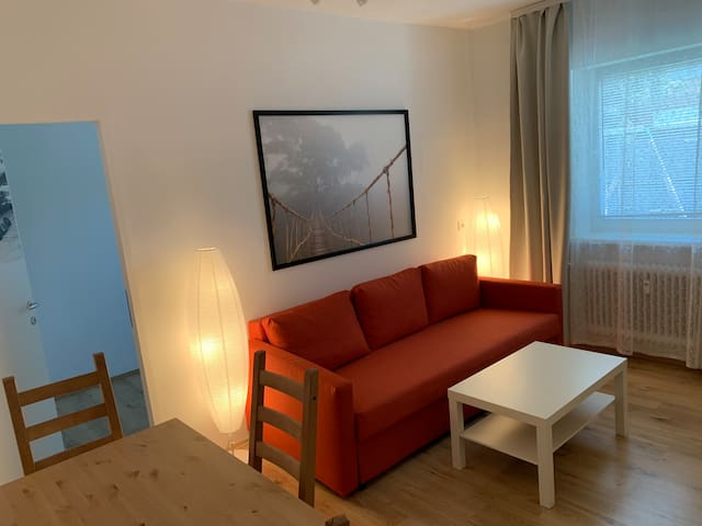 Nexi's  Appartm. 2 in Central location. 2 Zimmer