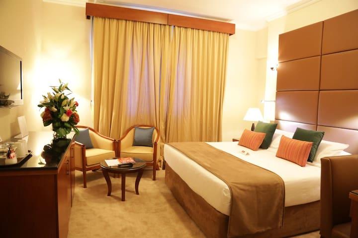 Al Jawhara Garden Hotel 04 Star Hotel