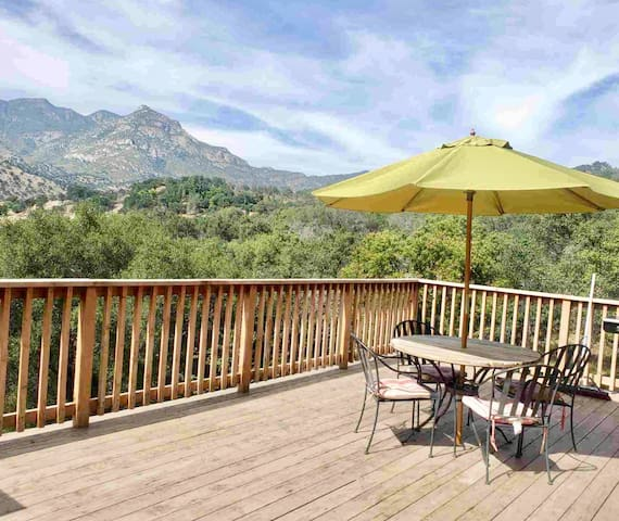 Luxury View Property - Secluded and Safe.