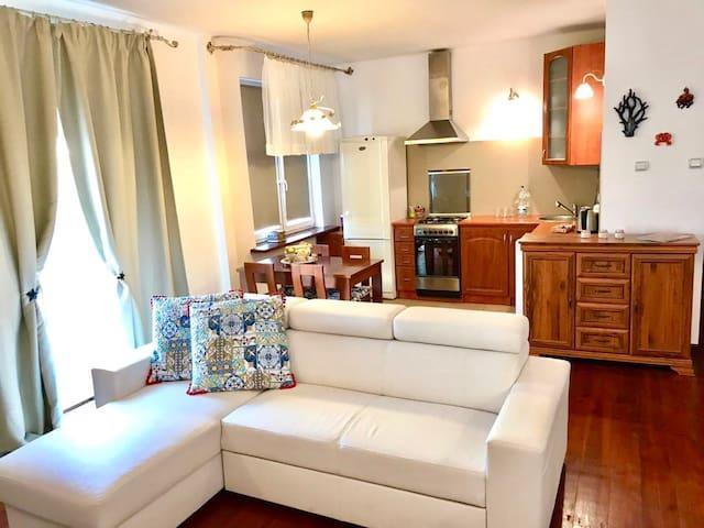 Bella Vista Centrum Apartament
