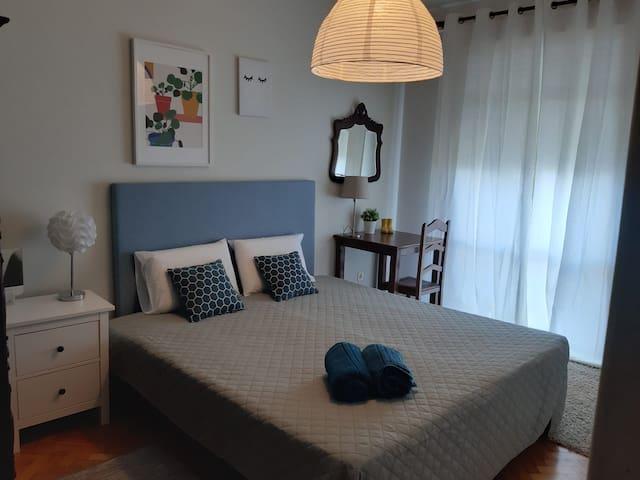 CHARMING Casa da Música Private room with Balcony