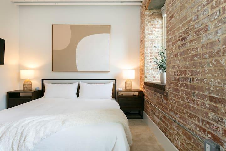 Bedroom #1 | King Bed