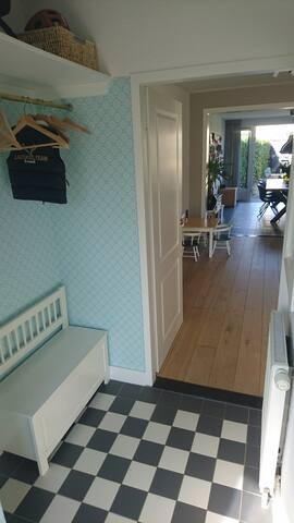 Comfortabele gezinswoning, inclusief E-bakfiets - Baarn - House