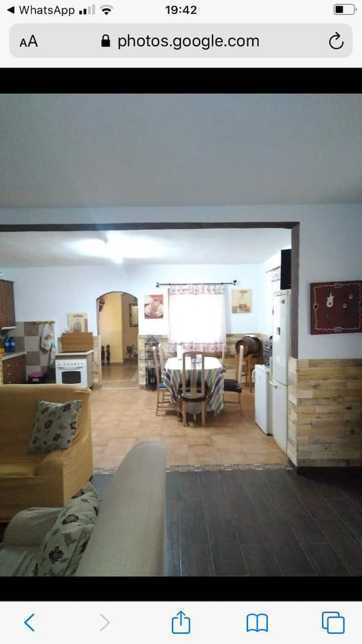 Casa rural en Tabernas