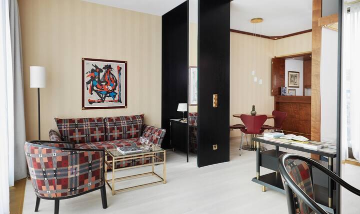Großzügiges Apartment mit Kitchenette - beste Lage