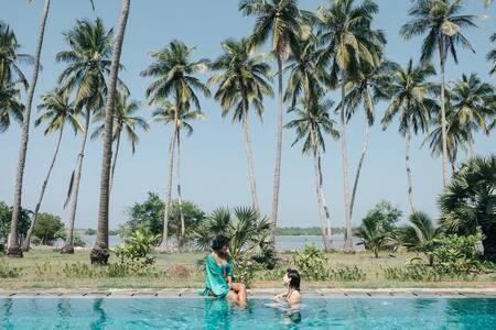 3 Bedroom Tropical Villa With Pool At Kite Lagoon